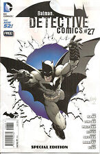 Detective Comics  #27  Special Edition  Batman   New 52!   Batman Day Promo