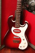 1960's Silvertone Amp in Case  (DAN0012)