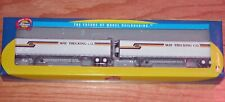 ATHEARN 28466 53' UTILITY REEFER TRAILERS (2) MAY TRUCKING