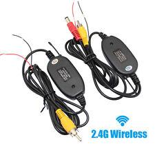 2,4GHz Funk Transmitter für Auto KFZ Rückfahrkamera Sender Empfänger