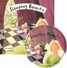 (Good)-Sleeping Beauty (Flip-Up Fairy Tales) (Paperback)-Barella, Laura-18464329