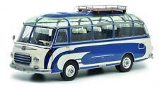 1/18 Schuco Setra S6 blau weiß 450034700