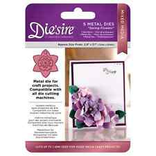 Spring Flowers - Crafter's Companion Die'Sire Mixed Media Dies
