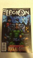 The Legion #17 April 2003 DC Comics Abnett Lanning