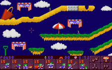 Lemmings 2 - The Tribes PAL SNES