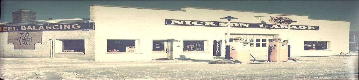 Nickson Garage Finds