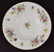 "Minton Marlow Rimmed Soup Bowls Wreath Backstamp (8 1/4"") -----Volume Pricing"