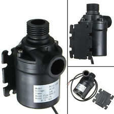 DC 12V 24V ZYW680 Water Circulation Pump Solar Water Pump Brushless Motor 800L/H