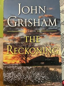 The Reckoning by John Grisham SIGNED AUTOGRAPHED First Edition