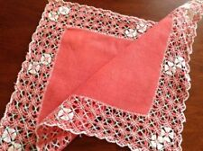 Tray Cloths Lace Antique Table Linens