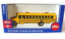 SIKU 1:87 MODELLO DIE CAST SCUOLABUS AMERICANO  US SCHOOL BUS  ART 1864