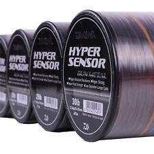 Daiwa Hyper Sensor Gun Metal Bulk Spool Monofilament Fishing Line *All Types*