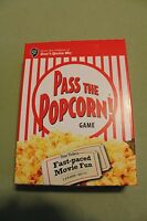 Pass the Popcorn! Game USED! Fast-Paced movie fun by Wiggles 3D complete