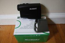 Suaoki Golf Laser Rangefinder with Fog ,Horizontal Distance, Height, Speed....