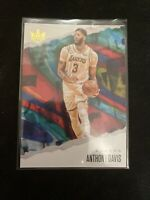 Anthony Davis 2019-20 Panini Court Kings Base #61 Los Angeles Lakers