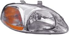 FIT 1996-1998 HONDA CIVIC PASSENGER RT FRONT HEADLIGHT ASSEMBLY COMBINATION LAMP