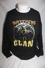 Wu Tang Clan Forever 21 Men's Black Sweater Size XL Hip Hop Raekwon Ghostface