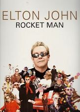 ELTON JOHN 2007 ROCKET MAN TOUR VOL. 1 TOUR PROGRAM BOOK / NEAR MINT 2 MINT