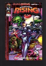 WILDSTORM RISING US IMAGE COMIC VOL.1 # 1/'95