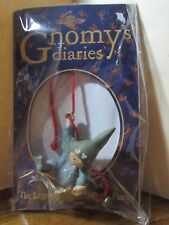 New/pkg unopened Gnomy's Diaries The Legend of the Fortune Fairies Vol Ii