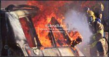 Gibraltar 2015 Firemen/Emergency/Rescue/Fire Fighters/Diver/Diving 8v Pack s662f