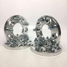 "4X Wheel Adapters | 5x100 to 5x130 | 12x1.5 studs | 15mm 0.59"" Inch Width"