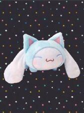 Sanrio Cinnamoroll Cat Costume Laying Down Plush