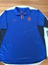 BNWT NEW 2000 2001 NIKE HOLLAND NETHERLANDS FOOTBALL SHIRT JERSEY PLAYER ISSUE S