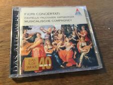 Castello Falconieri Kapsberger - Fiori Concertati [CD Album] Teldec  Compagney