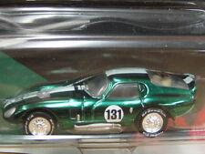 2005 KENTUCKY DERBY GREEN CHROME 1965 SHELBY COBRA DAYTONA w/RR's ~ 1,500 LE