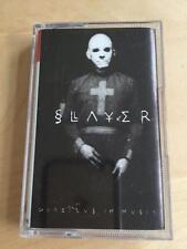 SLAYER - Diabolus In Musica MC RARE POLISH PRESS 1998