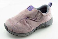 Merrell Toddler Girls 9 Medium Purple Athletic Leather