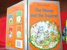 Enid Blyton THE MOUSE AND THE SQUIRREL 2002 hc illus by Syliva Ward LARGE PRINT