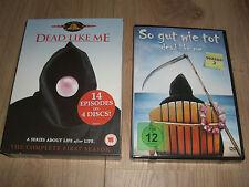 Dead like me Season 1+2 auf 8 DVDs mit deutschem Ton