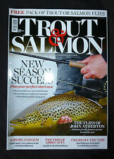 Trout and Salmon, February 2015 The Voice of Game Fishing Since 1955