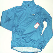 NEW Sugoi Neo Bike Jacket M Cyan Turquoise NWT Running Cycling Ski Sport
