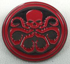 Captain America  HYDRA Marvel Movie & TV Series & Agents of SHIELD - Enamel Pin