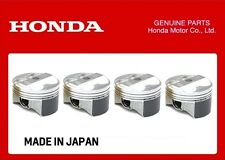 Genuine honda civic type r fd2 k20a rrc piston set k20a k20a2 k20z4