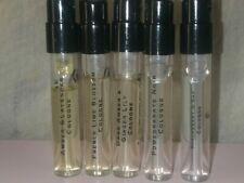 Jo Malone cologne in 5 different scent, FRENCH LIME, POMEGRANTE, DARK AMBER, BLA