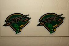 "(2) Beloit Snappers (2.5"") Diy Stickers Decals Great for Yeti"