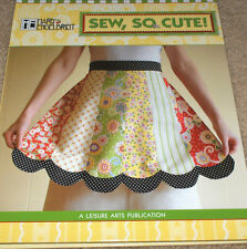 """Mary Engelbreit """"Sew So Cute"""" 26 Sewing Projects / Patterns - Home Baby Pillows+"""