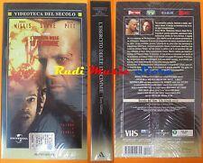 film VHS L'ESERCITO DELLE 12 SCIMMIE CARTO.SIGILLATA VIDEOTECA DEL SECOLO(F21)