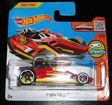 Hot Wheels 2016 Honda Racer RED HW Digital Circuit #5/10 - MOC