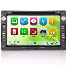 VW Transporter T5 (2002-2009) Autoradio Navigatore Satellitare GPS testa dell'unità Bluetooth 3G DVD CD