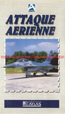 Attaque Aérienne : K7 Video VHS Neuve / AVIONS AVION AVIATION MILITAIRE