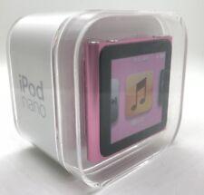 Apple Ipod Nano 6th 6. Generación Rosa (16gb) Fucsia Nuevo Sealed Lacrado Raro