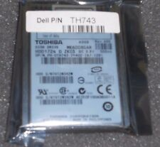 "NEW OEM Toshiba Dell Latitude D420 D430 XT  60GB  1.8"" PATA MK6008GAH TH743"