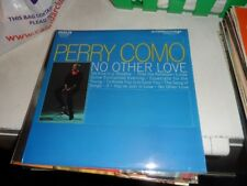 PERRY COMO NO OTHER LOVE