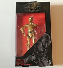 "Star Wars The Black Series 6"" C3p0 Resistance Base"