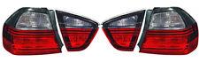 Post. Fari Posteriori Set Fumo Darkline Linea Nera per BMW 3 Series E90 Saloon